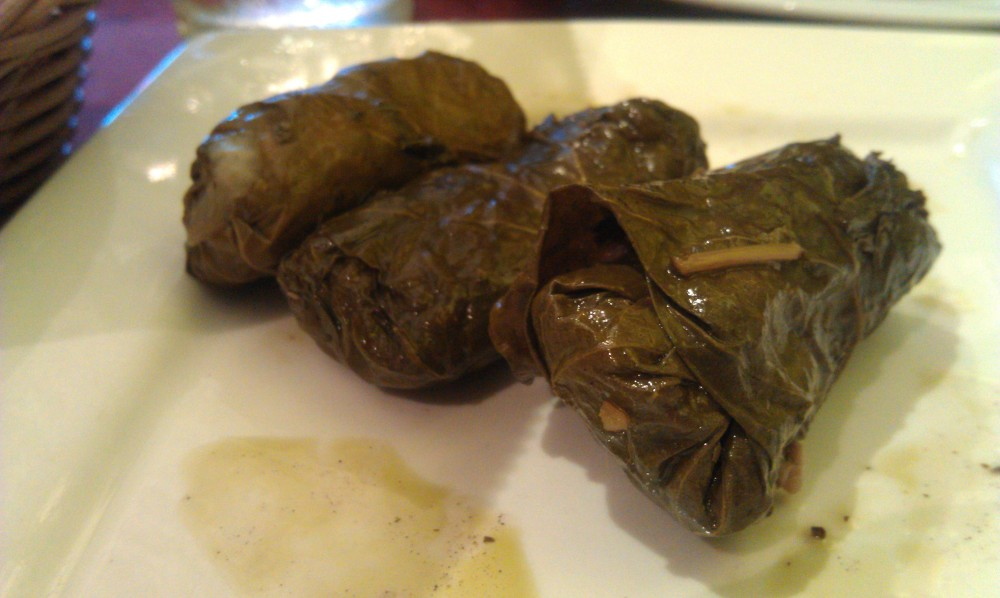 Wafa's Grape Leaves