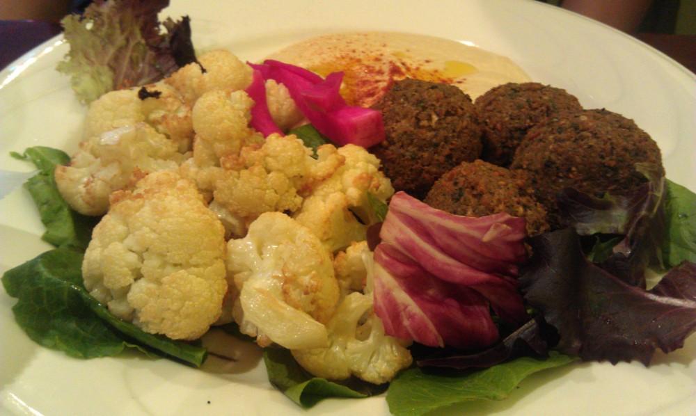 Wafa's Vegetarian Platter