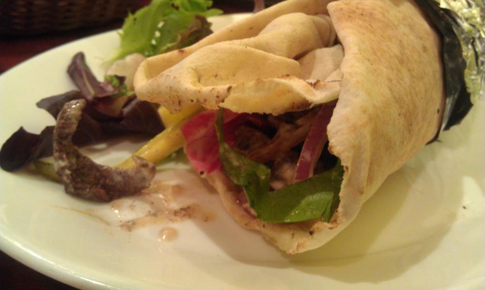 Wafa's Lamb Shawerma