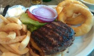 junior's steakburger