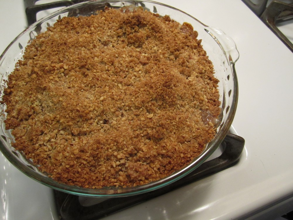 allrecipes.com apple crisp