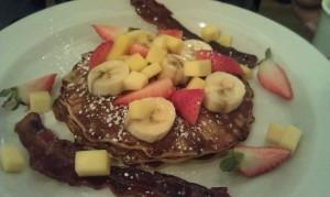 di fiore corn pancakes
