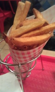 F. Ottomanelli Belgian Fries