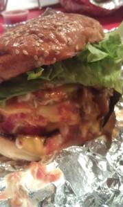 F. Ottomanelli Burger