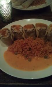 mexicana mama centro chicken burrito