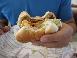 A&W Papa Burger