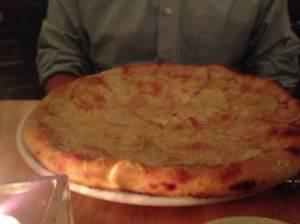 five points potato pizza