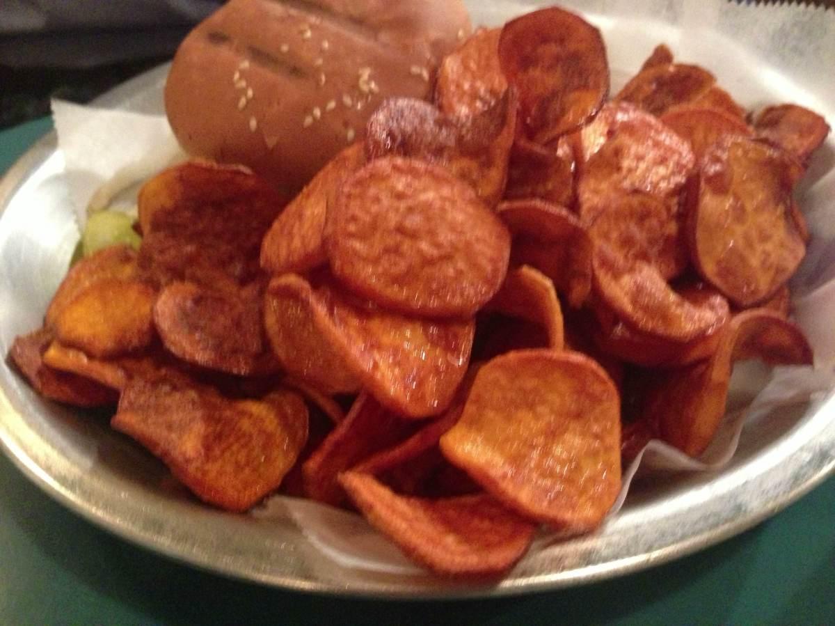 joy burger bar patatas