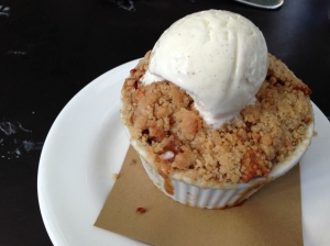 gramercy terrace apple crisp