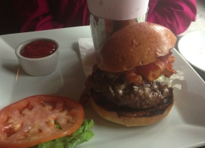 moonshine modern supper club burger