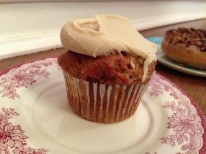babycakes gluten-free banan cupcake