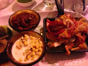 rosa mexicano pollo skillet style