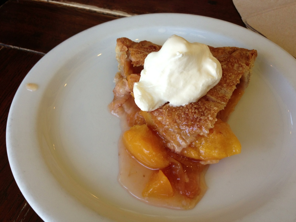 mission pie peach pie