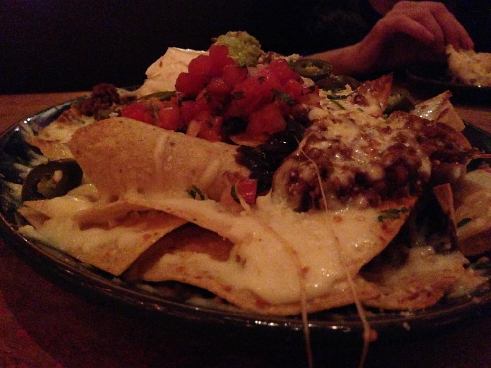 rocco's tacos nachos