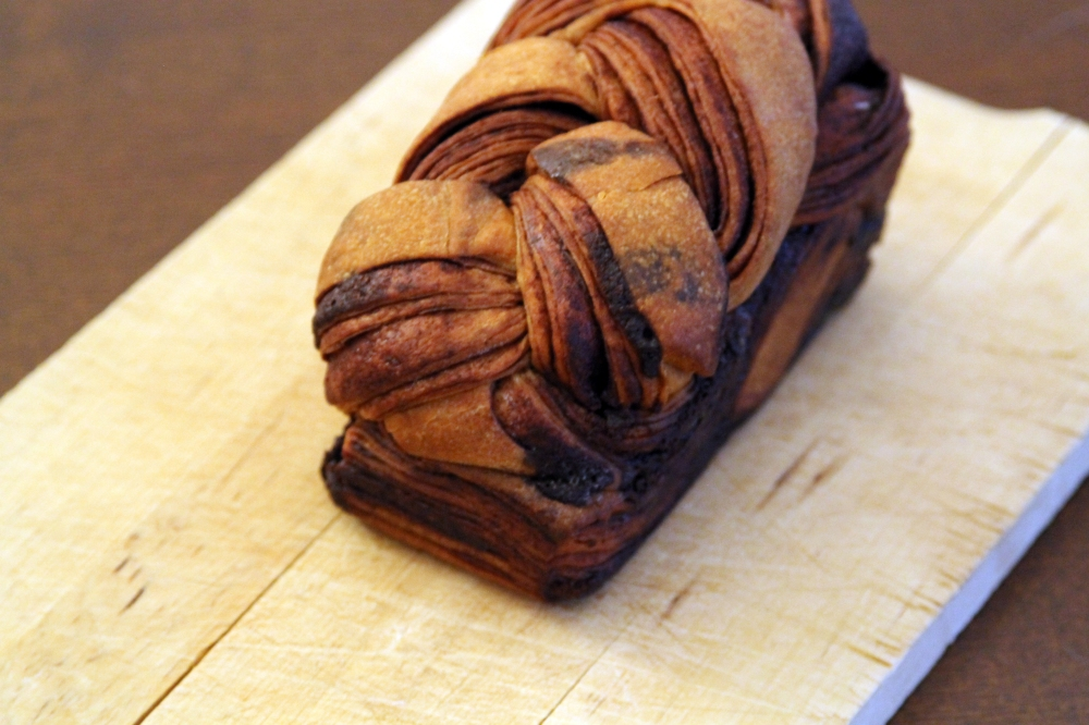zucker bakery chocolate babka