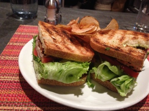 Friedman's BLAT with chicken