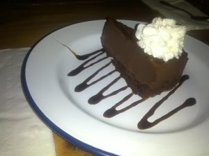 murphy's lobster and grill chocolate mousse cake