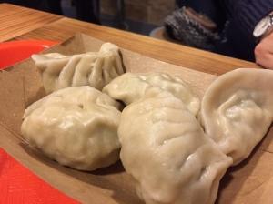 dumplings & things pork and chive dumplings