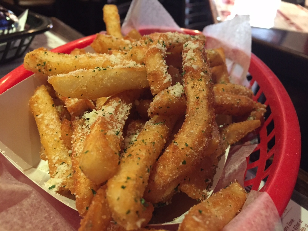 shorty's italian fries